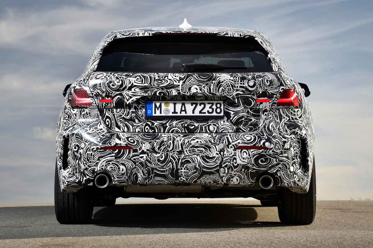 Images : 4番目の画像 - 「BMWの次期1シリーズはFFでもダイナミック性能に抜かりなし!?  開発は最終段階へ突入した【速報】」のアルバム - Webモーターマガジン
