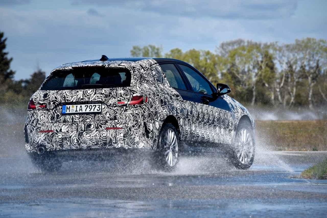 Images : 24番目の画像 - 「BMWの次期1シリーズはFFでもダイナミック性能に抜かりなし!?  開発は最終段階へ突入した【速報】」のアルバム - Webモーターマガジン