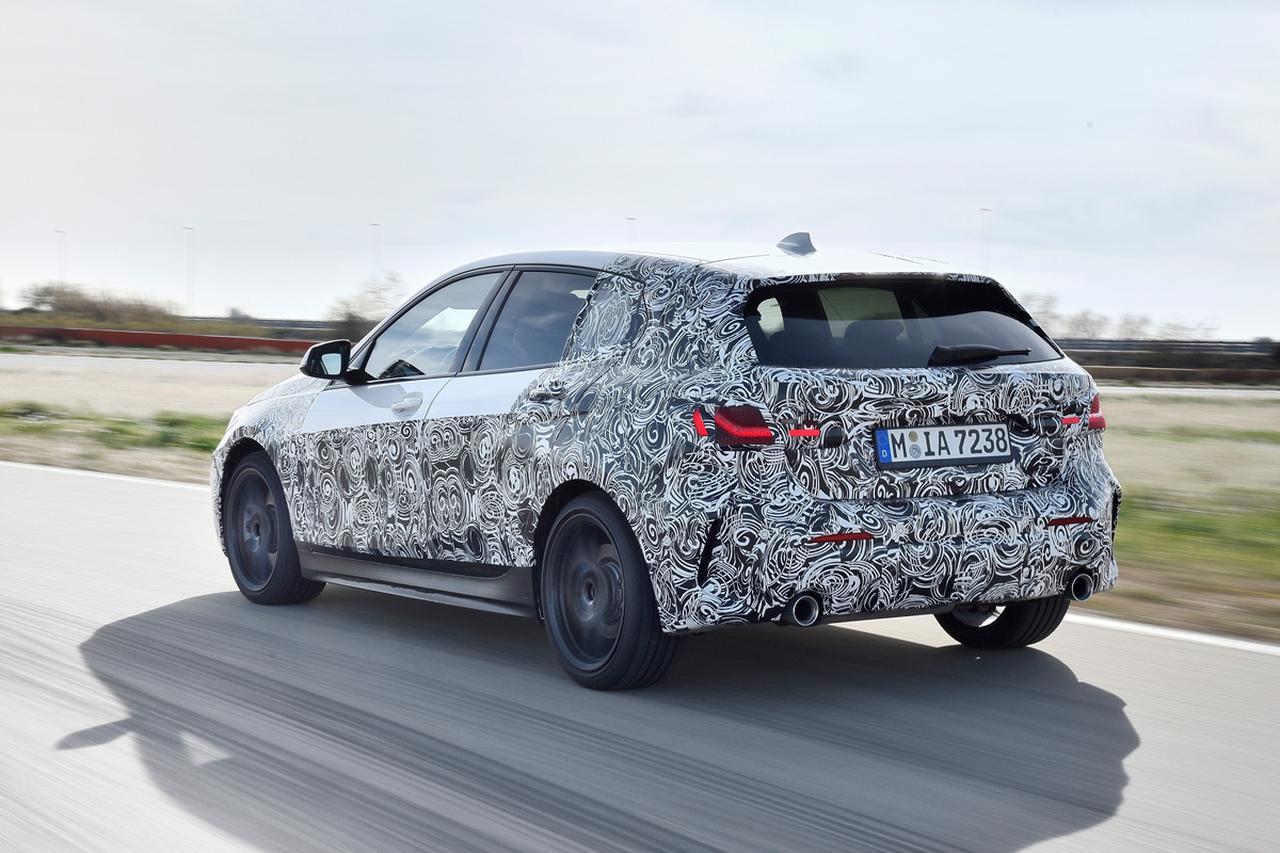 Images : 18番目の画像 - 「BMWの次期1シリーズはFFでもダイナミック性能に抜かりなし!?  開発は最終段階へ突入した【速報】」のアルバム - Webモーターマガジン