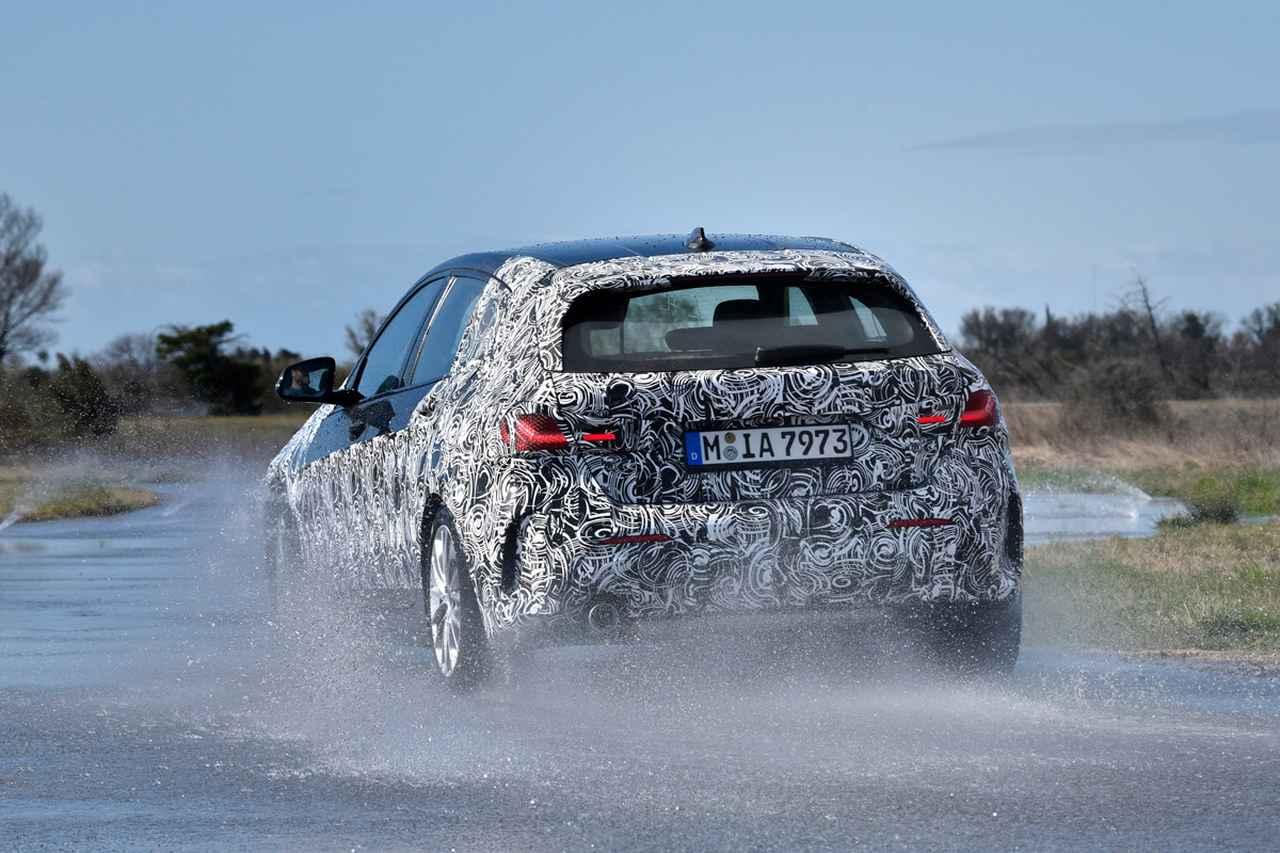 Images : 19番目の画像 - 「BMWの次期1シリーズはFFでもダイナミック性能に抜かりなし!?  開発は最終段階へ突入した【速報】」のアルバム - Webモーターマガジン