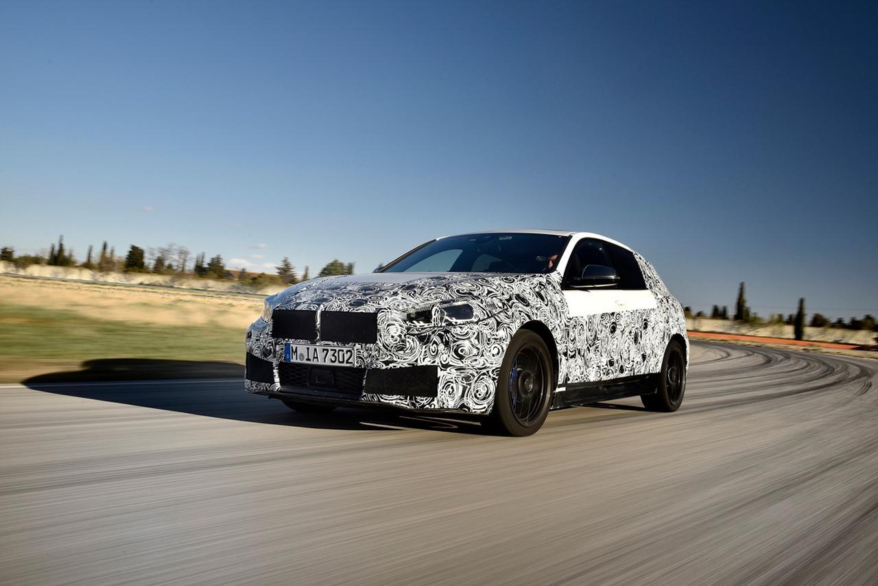 Images : 9番目の画像 - 「BMWの次期1シリーズはFFでもダイナミック性能に抜かりなし!?  開発は最終段階へ突入した【速報】」のアルバム - Webモーターマガジン