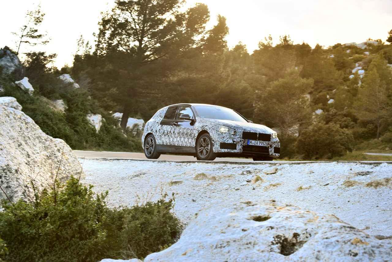 Images : 25番目の画像 - 「BMWの次期1シリーズはFFでもダイナミック性能に抜かりなし!?  開発は最終段階へ突入した【速報】」のアルバム - Webモーターマガジン