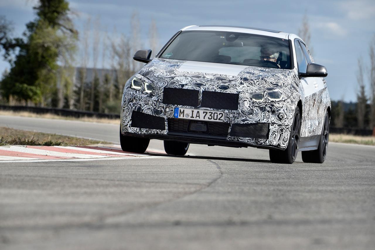 Images : 17番目の画像 - 「BMWの次期1シリーズはFFでもダイナミック性能に抜かりなし!?  開発は最終段階へ突入した【速報】」のアルバム - Webモーターマガジン
