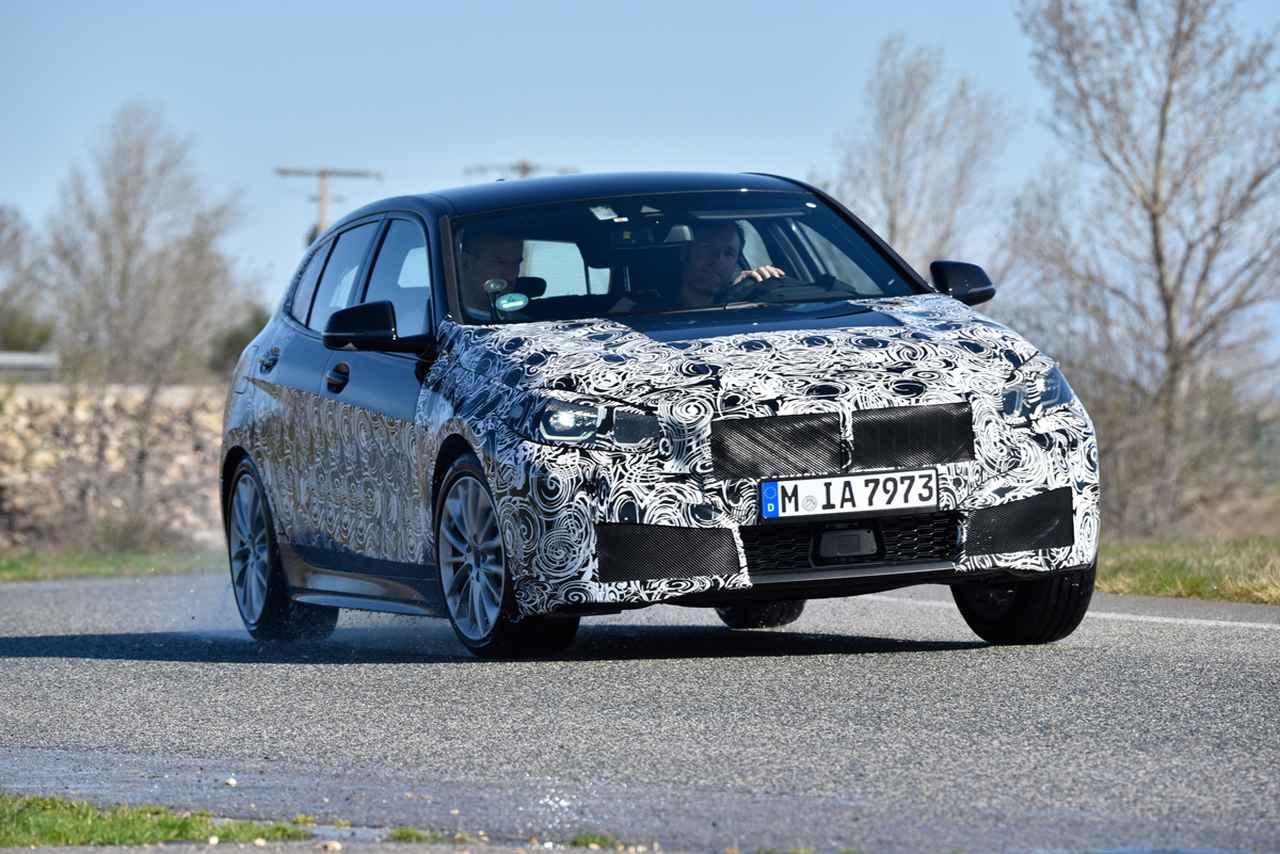 Images : 15番目の画像 - 「BMWの次期1シリーズはFFでもダイナミック性能に抜かりなし!?  開発は最終段階へ突入した【速報】」のアルバム - Webモーターマガジン