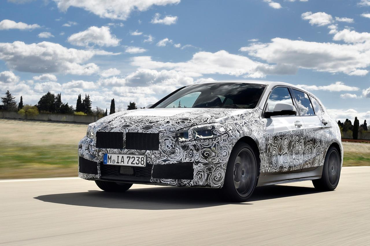 Images : 14番目の画像 - 「BMWの次期1シリーズはFFでもダイナミック性能に抜かりなし!?  開発は最終段階へ突入した【速報】」のアルバム - Webモーターマガジン