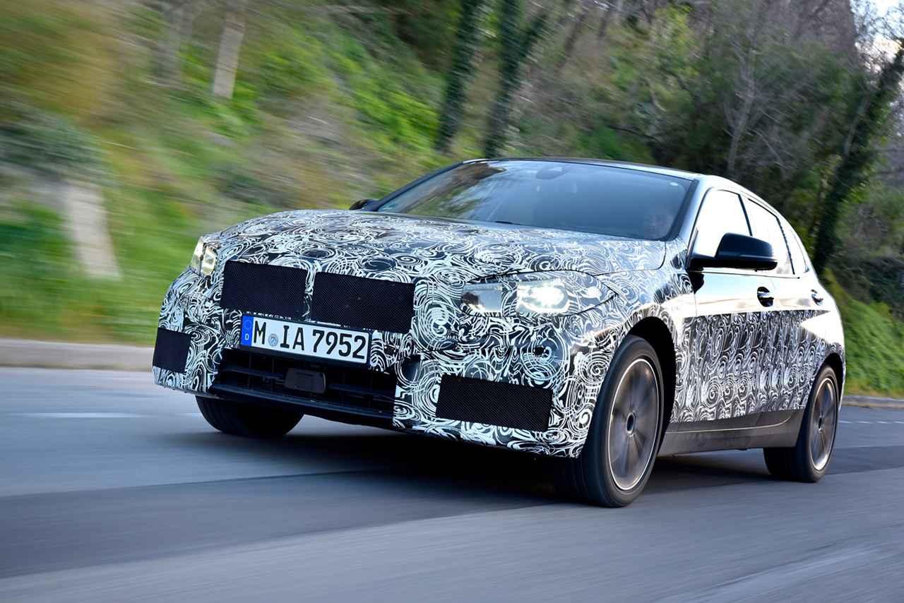 Images : 11番目の画像 - 「BMWの次期1シリーズはFFでもダイナミック性能に抜かりなし!?  開発は最終段階へ突入した【速報】」のアルバム - Webモーターマガジン