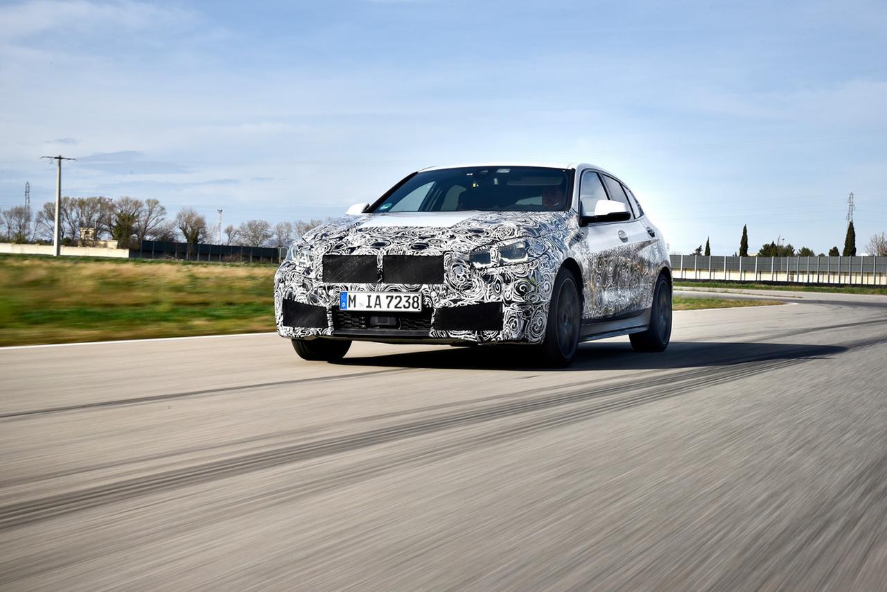 Images : 8番目の画像 - 「BMWの次期1シリーズはFFでもダイナミック性能に抜かりなし!?  開発は最終段階へ突入した【速報】」のアルバム - Webモーターマガジン