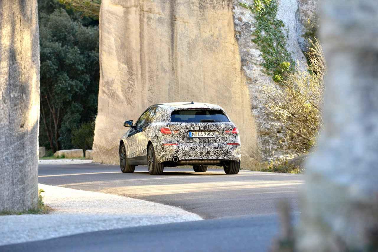 Images : 23番目の画像 - 「BMWの次期1シリーズはFFでもダイナミック性能に抜かりなし!?  開発は最終段階へ突入した【速報】」のアルバム - Webモーターマガジン
