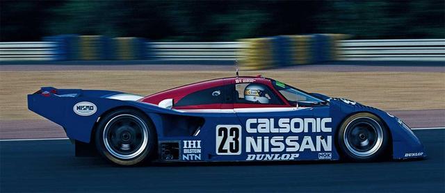 画像: この年、日産はニスモ、NPTI、NME の3チーム5台体制で臨み、NME の M. ブランデルのドライブによってポールを得るもリタイア。星野は長谷見、鈴木利男とのトリオで、予選3位でスタート、最終的に5位というそれまでの日本車最高位となるも、優勝を目指していただけに失望の方が大きかった。(1990年6月16日-17日。ル・マン24h)