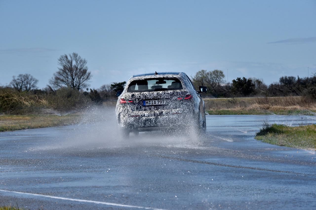 Images : 22番目の画像 - 「BMWの次期1シリーズはFFでもダイナミック性能に抜かりなし!?  開発は最終段階へ突入した【速報】」のアルバム - Webモーターマガジン