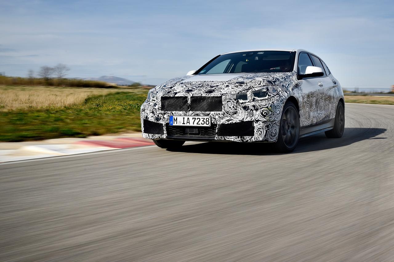 Images : 6番目の画像 - 「BMWの次期1シリーズはFFでもダイナミック性能に抜かりなし!?  開発は最終段階へ突入した【速報】」のアルバム - Webモーターマガジン