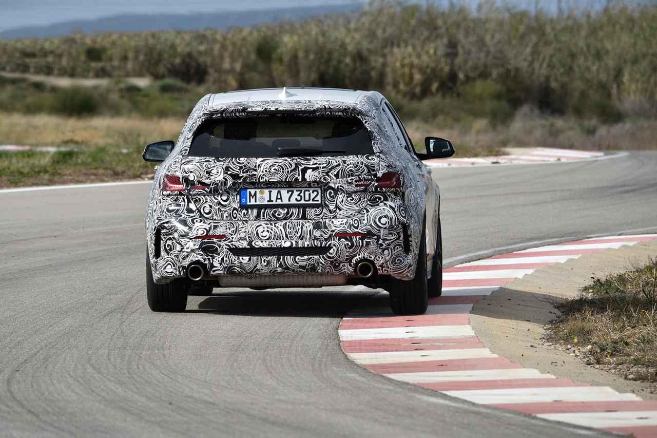 Images : 21番目の画像 - 「BMWの次期1シリーズはFFでもダイナミック性能に抜かりなし!?  開発は最終段階へ突入した【速報】」のアルバム - Webモーターマガジン
