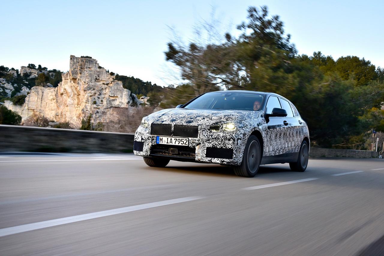 Images : 13番目の画像 - 「BMWの次期1シリーズはFFでもダイナミック性能に抜かりなし!?  開発は最終段階へ突入した【速報】」のアルバム - Webモーターマガジン