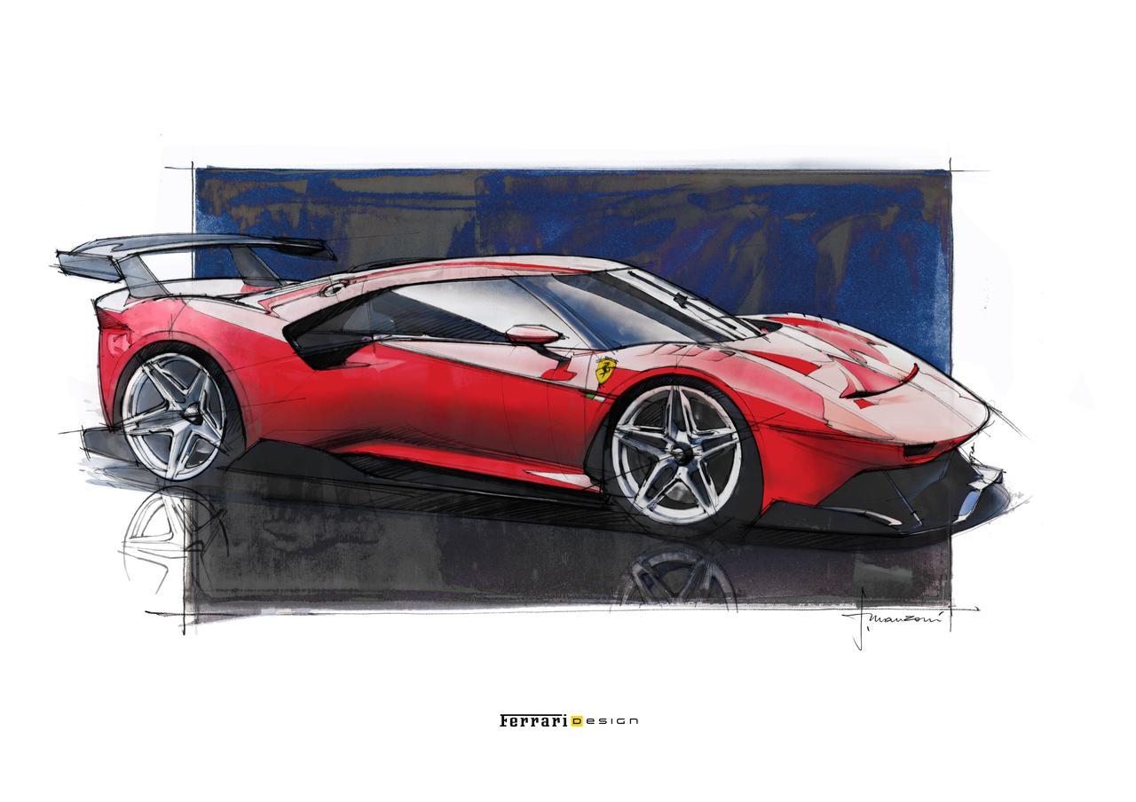 Images : 8番目の画像 - 「フェラーリP80/C 、美しさと究極の性能を備えたワンオフモデルが登場【モータースポーツ】」のアルバム - Webモーターマガジン