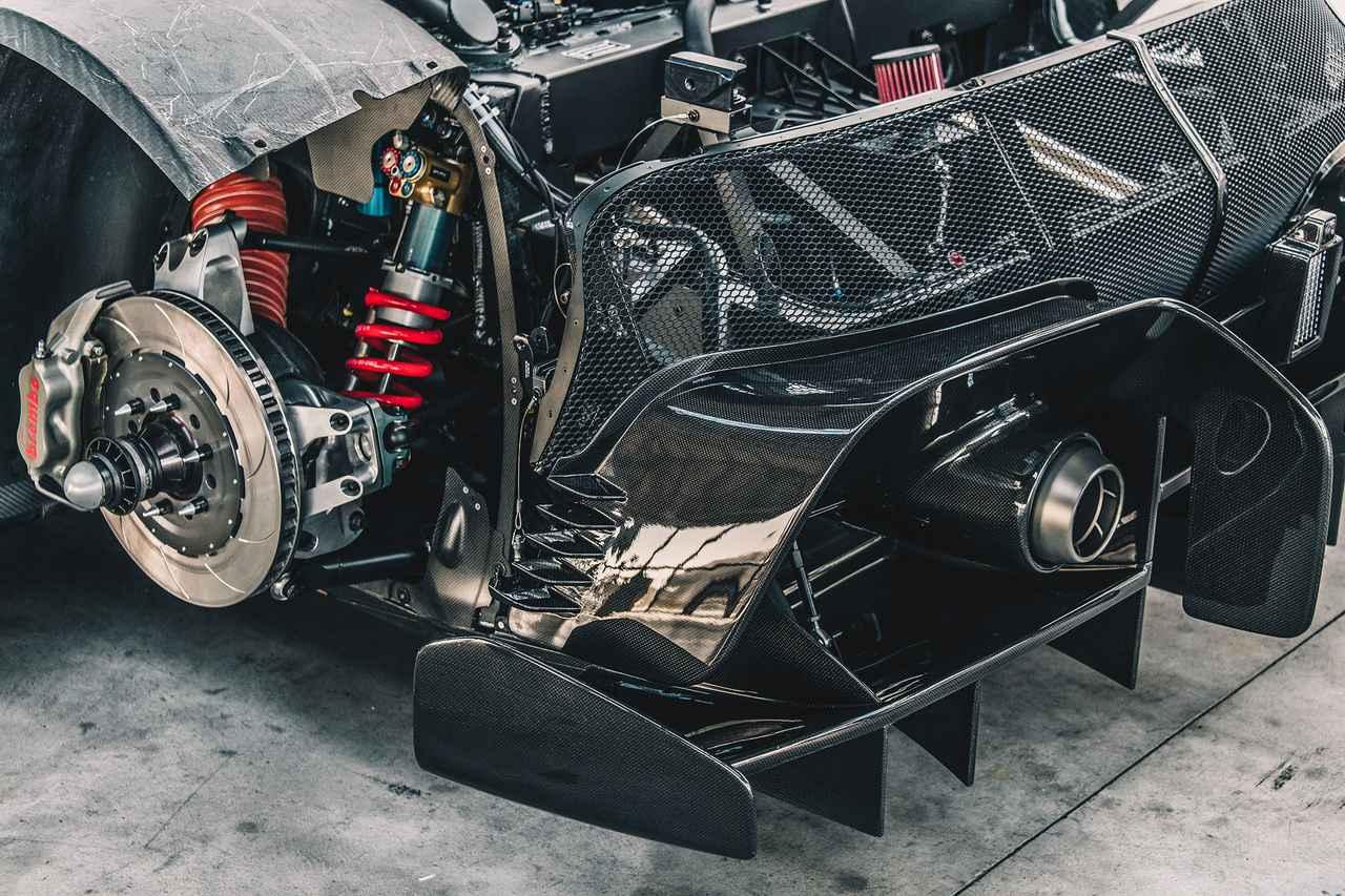 Images : 2番目の画像 - 「フェラーリP80/C 、美しさと究極の性能を備えたワンオフモデルが登場【モータースポーツ】」のアルバム - Webモーターマガジン
