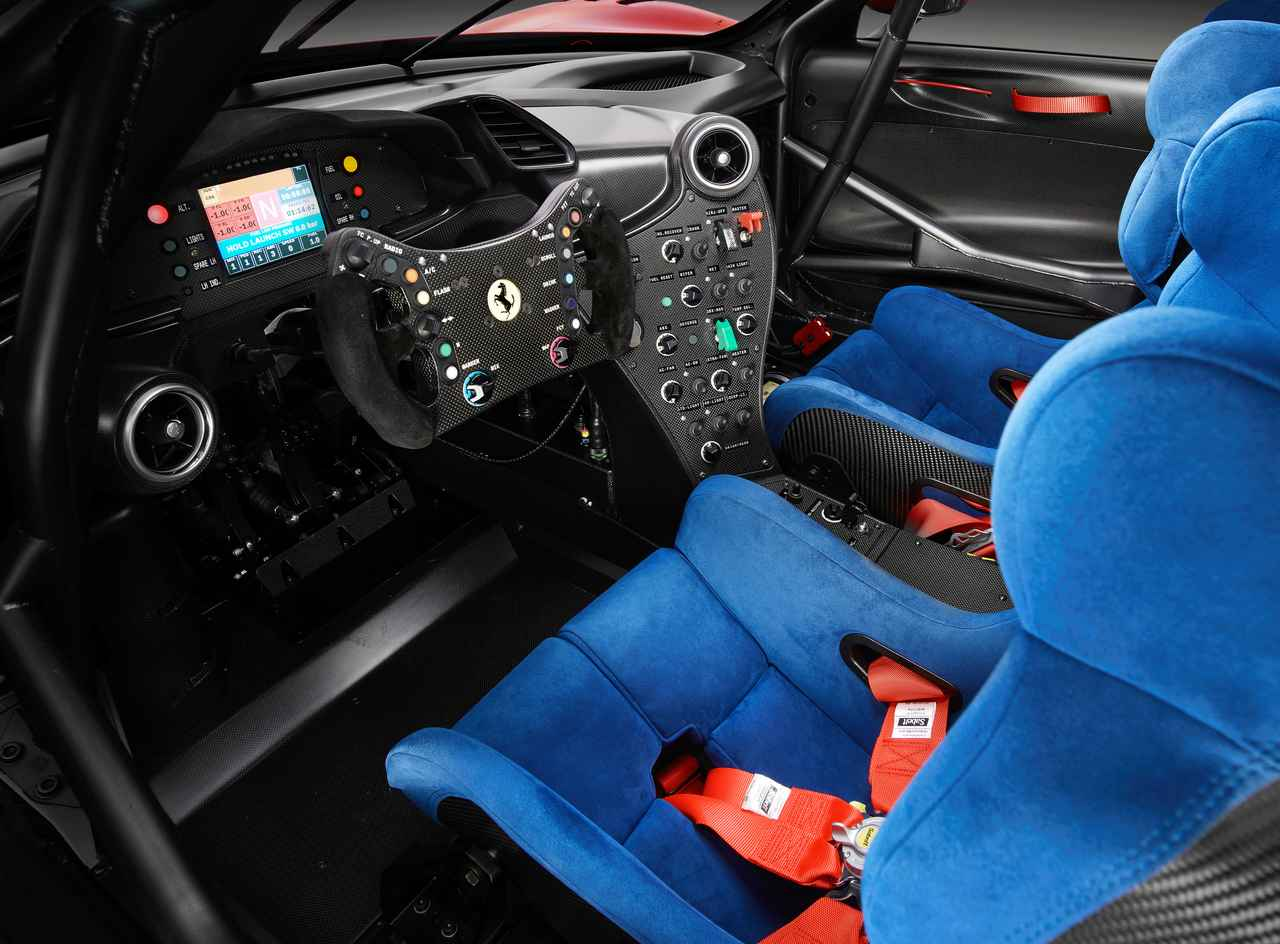 Images : 5番目の画像 - 「フェラーリP80/C 、美しさと究極の性能を備えたワンオフモデルが登場【モータースポーツ】」のアルバム - Webモーターマガジン