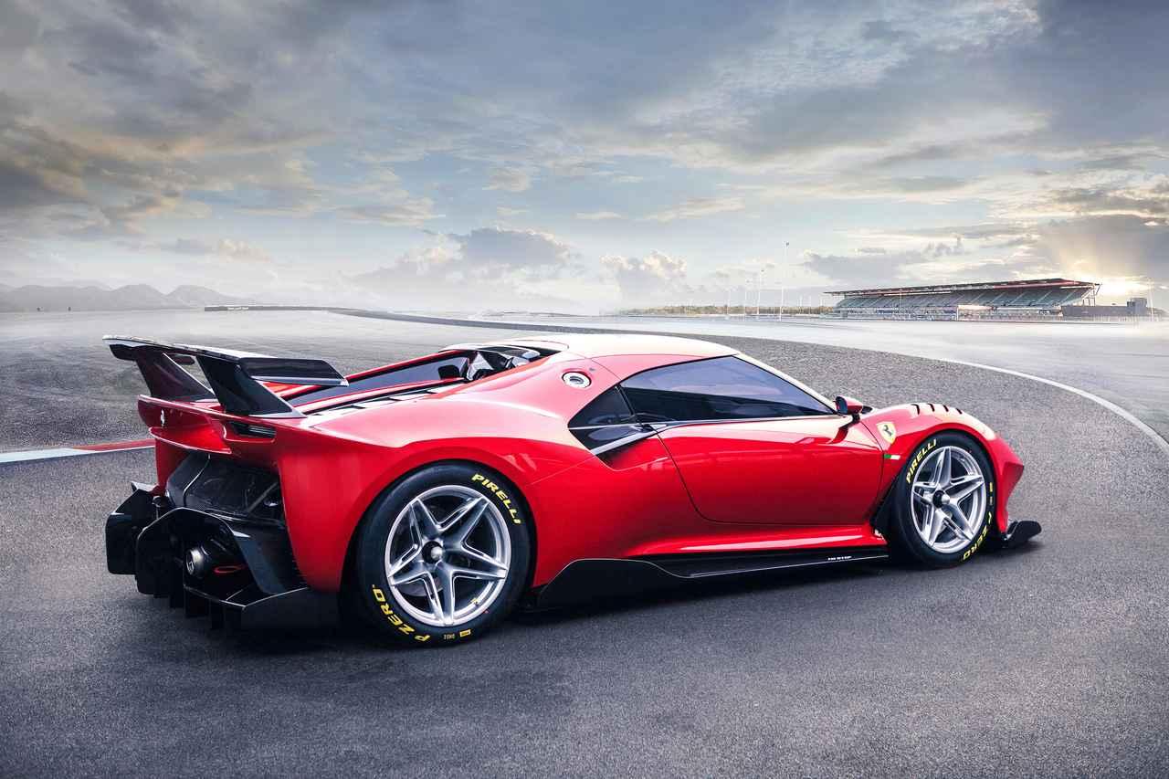 Images : 3番目の画像 - 「フェラーリP80/C 、美しさと究極の性能を備えたワンオフモデルが登場【モータースポーツ】」のアルバム - Webモーターマガジン