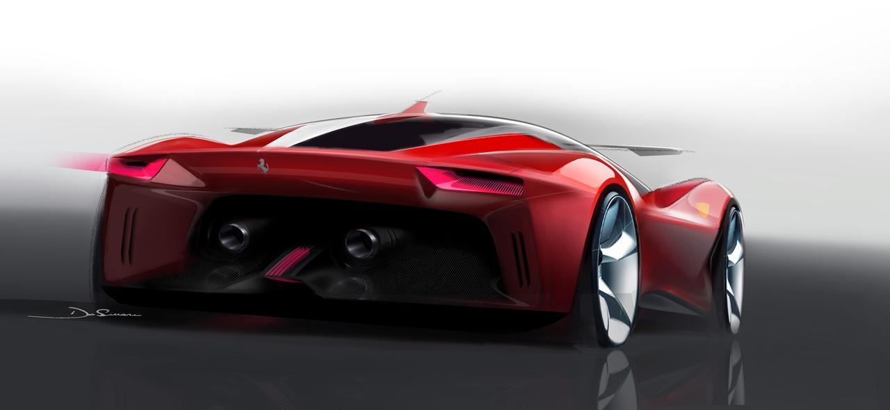 Images : 12番目の画像 - 「フェラーリP80/C 、美しさと究極の性能を備えたワンオフモデルが登場【モータースポーツ】」のアルバム - Webモーターマガジン