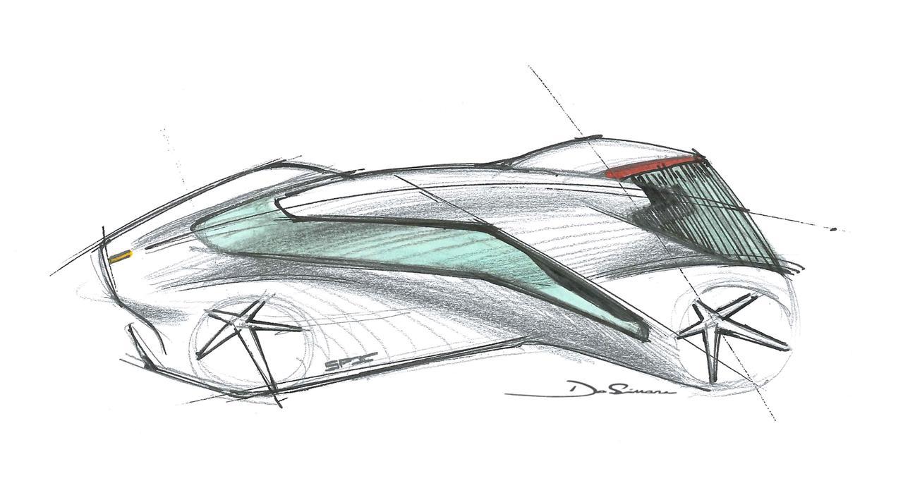 Images : 10番目の画像 - 「フェラーリP80/C 、美しさと究極の性能を備えたワンオフモデルが登場【モータースポーツ】」のアルバム - Webモーターマガジン
