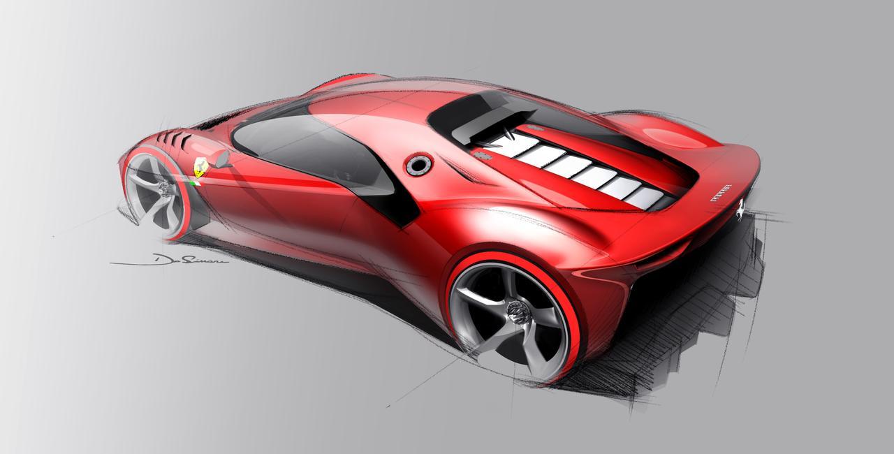 Images : 11番目の画像 - 「フェラーリP80/C 、美しさと究極の性能を備えたワンオフモデルが登場【モータースポーツ】」のアルバム - Webモーターマガジン