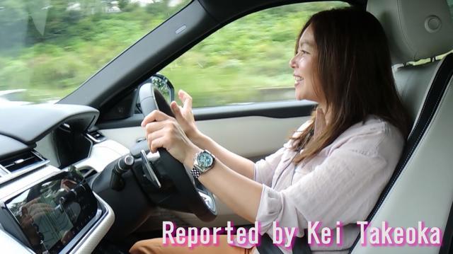 画像: 【動画】竹岡 圭のクルマdeムービー「ランドローバー レンジローバー ヴェラール」(2017年11月放映)