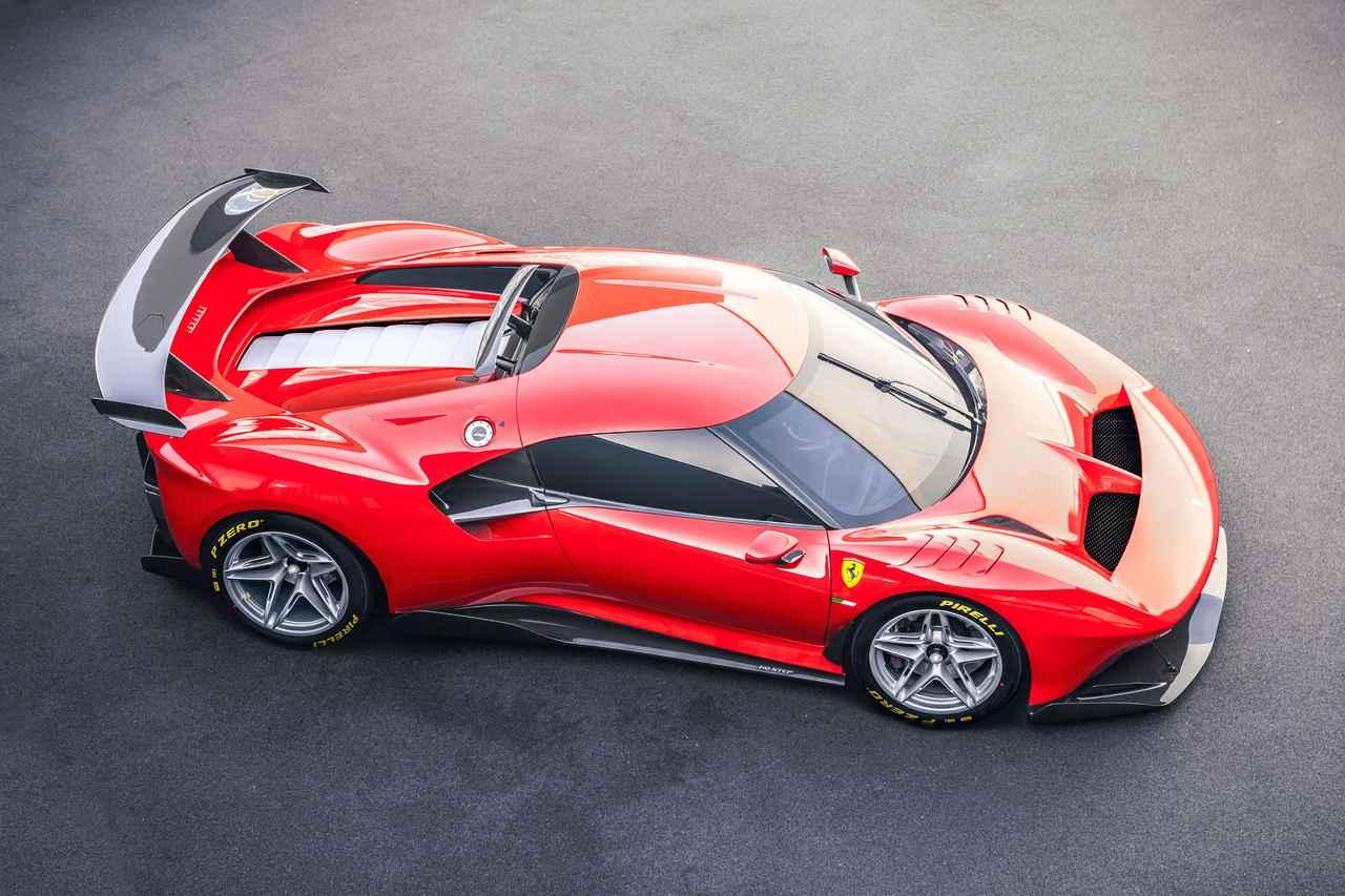 Images : 6番目の画像 - 「フェラーリP80/C 、美しさと究極の性能を備えたワンオフモデルが登場【モータースポーツ】」のアルバム - Webモーターマガジン