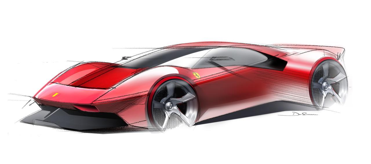 Images : 13番目の画像 - 「フェラーリP80/C 、美しさと究極の性能を備えたワンオフモデルが登場【モータースポーツ】」のアルバム - Webモーターマガジン