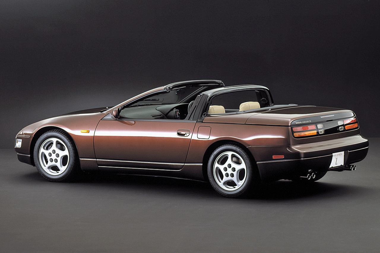 画像: 1992年にコンバーチブルを追加。2シーターモデルのみだが、カリフォルニアではクーペを上回る人気モデルとなった。