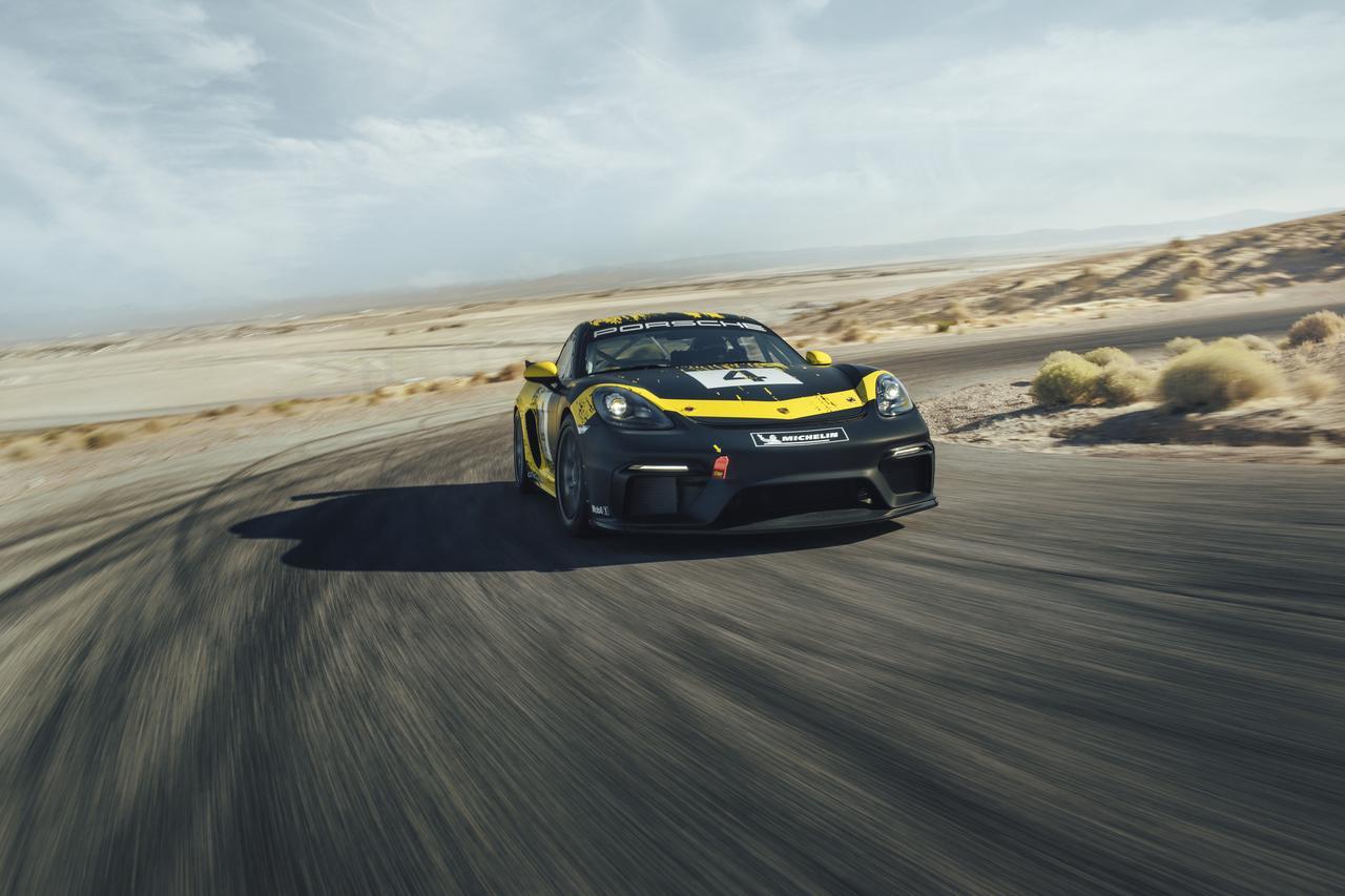 Images : 15番目の画像 - 「レース仕様のポルシェ 718ケイマン GT4クラブスポーツが登場【モータースポーツ】」のアルバム - Webモーターマガジン