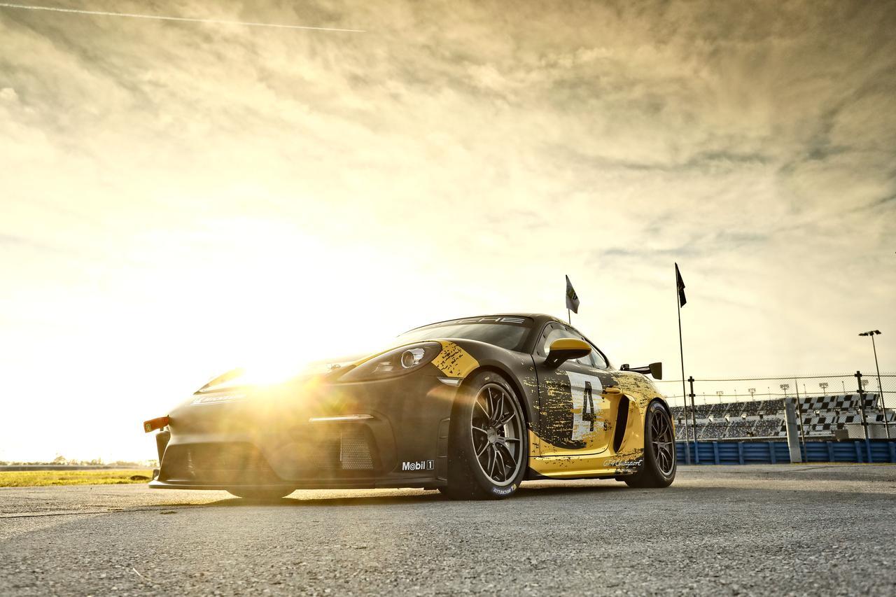 Images : 5番目の画像 - 「レース仕様のポルシェ 718ケイマン GT4クラブスポーツが登場【モータースポーツ】」のアルバム - Webモーターマガジン