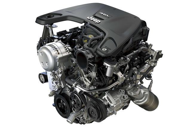画像: ラングラー アンリミテッド ルビコンに搭載される3.6L V6DOHCエンジンは284ps/347Nmを発生する。