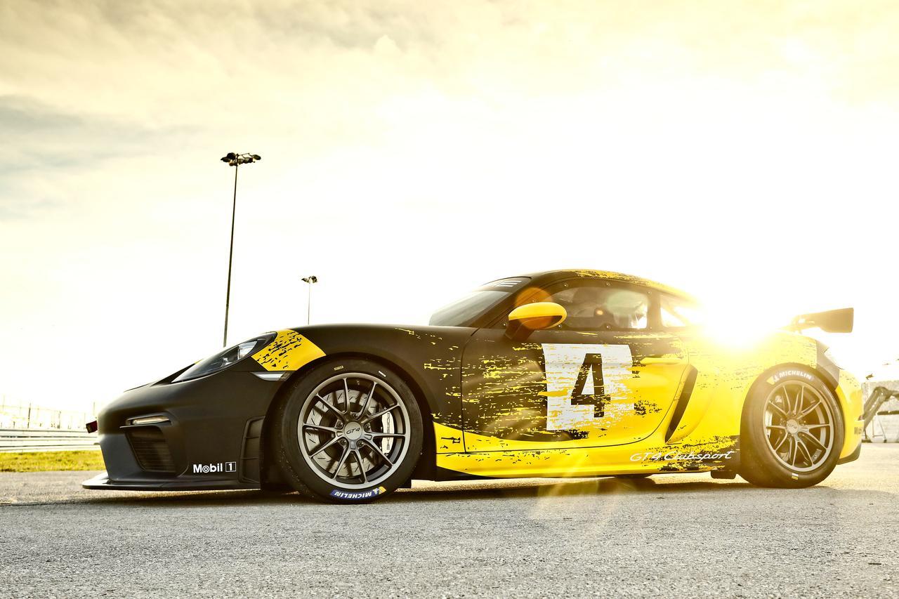 Images : 4番目の画像 - 「レース仕様のポルシェ 718ケイマン GT4クラブスポーツが登場【モータースポーツ】」のアルバム - Webモーターマガジン