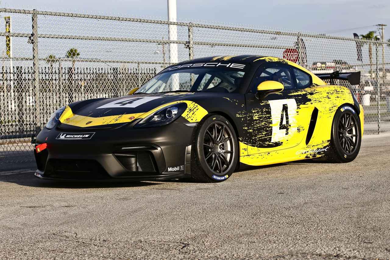 Images : 1番目の画像 - 「レース仕様のポルシェ 718ケイマン GT4クラブスポーツが登場【モータースポーツ】」のアルバム - Webモーターマガジン