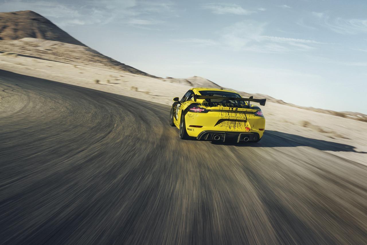 Images : 11番目の画像 - 「レース仕様のポルシェ 718ケイマン GT4クラブスポーツが登場【モータースポーツ】」のアルバム - Webモーターマガジン