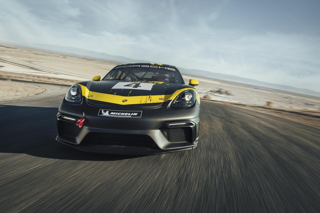 Images : 13番目の画像 - 「レース仕様のポルシェ 718ケイマン GT4クラブスポーツが登場【モータースポーツ】」のアルバム - Webモーターマガジン