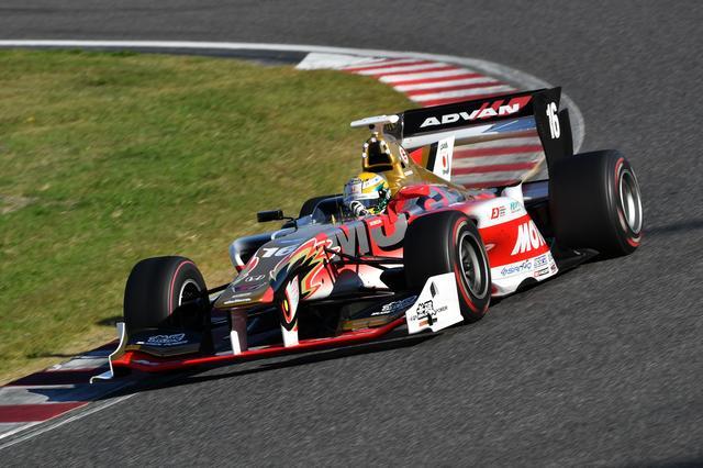 画像: 全日本スーパーフォーミュラ選手権