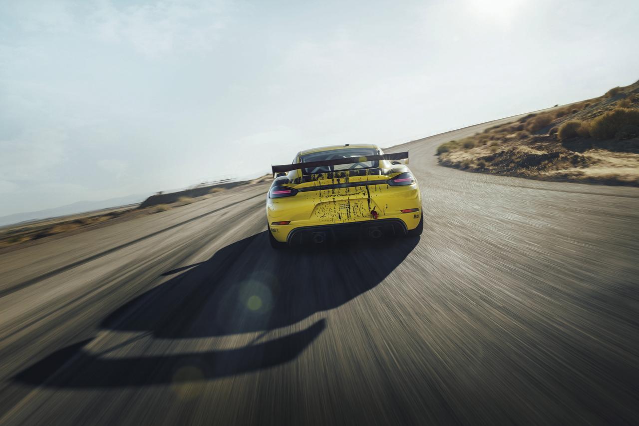 Images : 14番目の画像 - 「レース仕様のポルシェ 718ケイマン GT4クラブスポーツが登場【モータースポーツ】」のアルバム - Webモーターマガジン