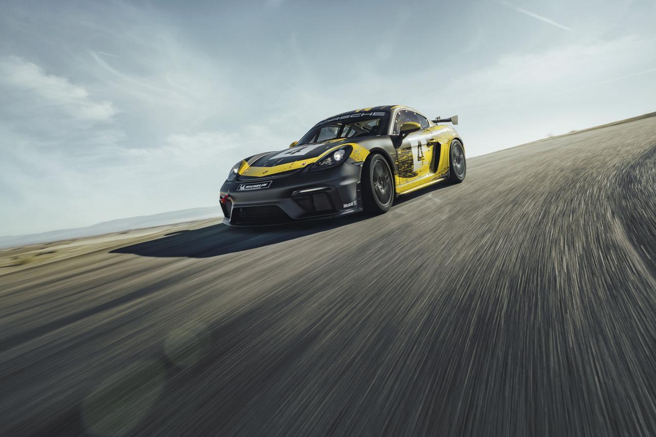 Images : 10番目の画像 - 「レース仕様のポルシェ 718ケイマン GT4クラブスポーツが登場【モータースポーツ】」のアルバム - Webモーターマガジン