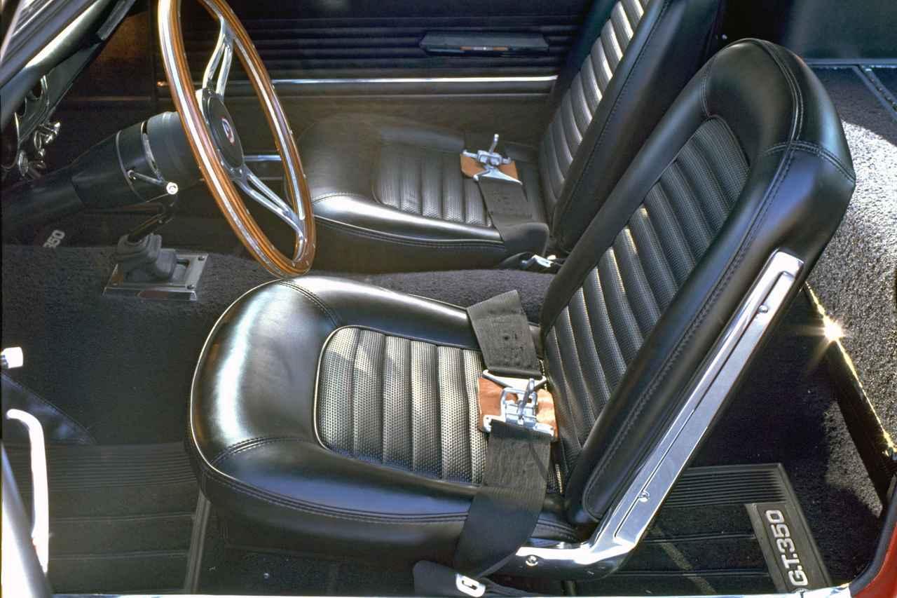 Images : 5番目の画像 - 「【カスタムカー】こんなクルマがあったの、覚えていますか? <その5>シェルビー GT350(1966年)」のアルバム - Webモーターマガジン