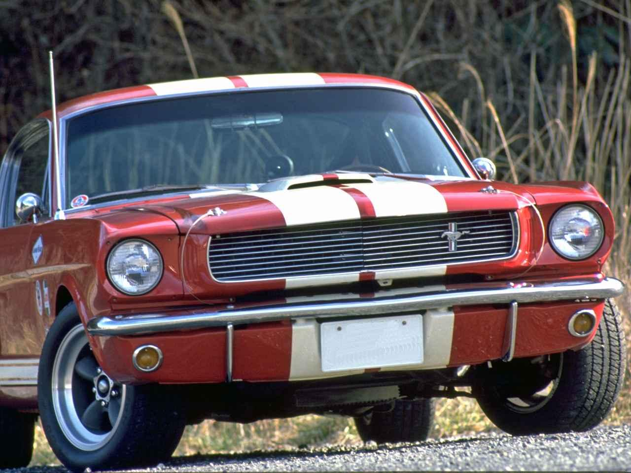 Images : 6番目の画像 - 「【カスタムカー】こんなクルマがあったの、覚えていますか? <その5>シェルビー GT350(1966年)」のアルバム - Webモーターマガジン