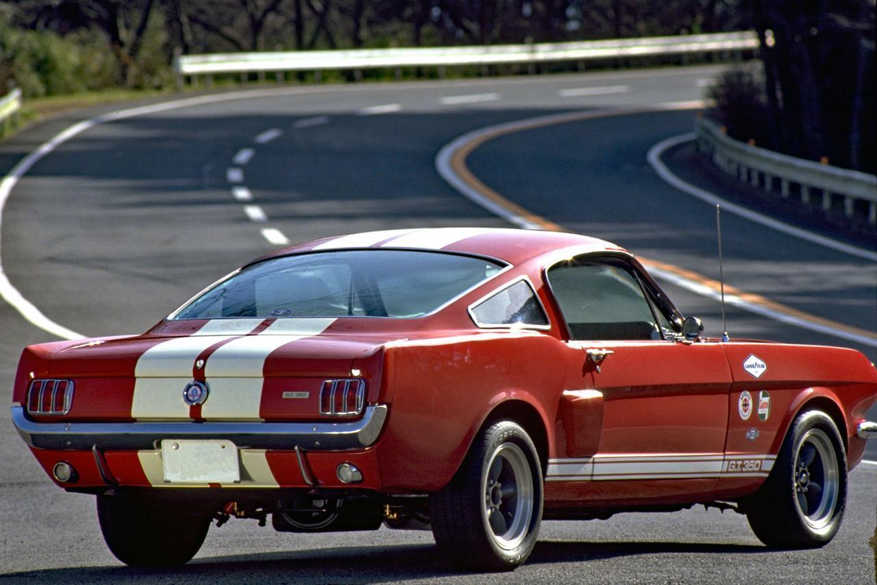 Images : 2番目の画像 - 「【カスタムカー】こんなクルマがあったの、覚えていますか? <その5>シェルビー GT350(1966年)」のアルバム - Webモーターマガジン