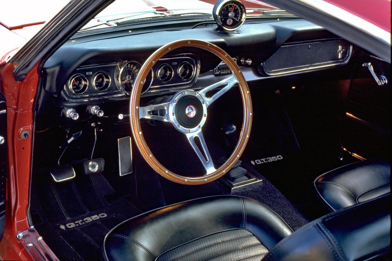 Images : 4番目の画像 - 「【カスタムカー】こんなクルマがあったの、覚えていますか? <その5>シェルビー GT350(1966年)」のアルバム - Webモーターマガジン