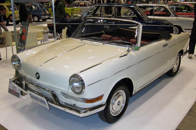 画像: BMW 700カブリオ