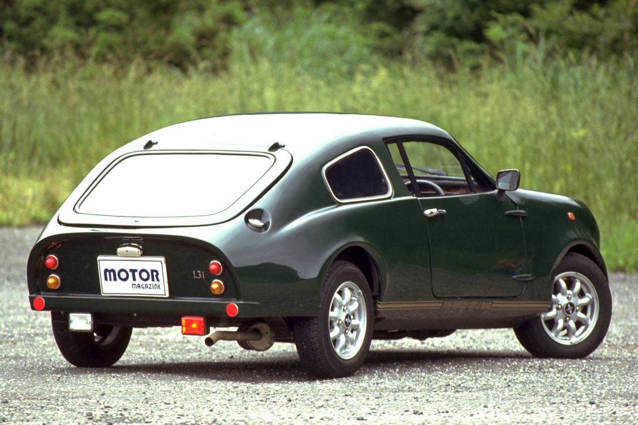 Images : 2番目の画像 - 「【カスタムカー】こんなクルマがあったの、覚えていますか?<その3>MINI マーコス(1992年)」のアルバム - Webモーターマガジン