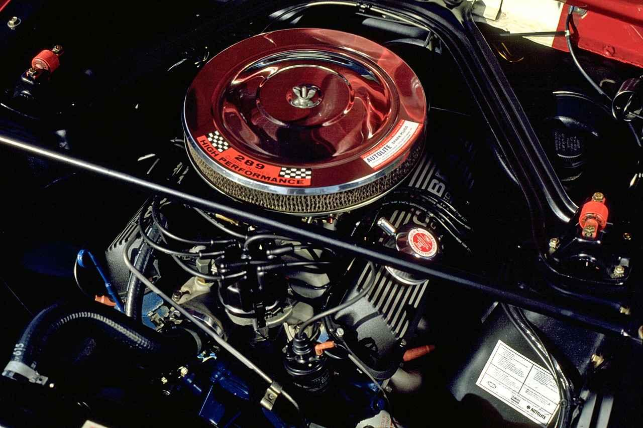 Images : 3番目の画像 - 「【カスタムカー】こんなクルマがあったの、覚えていますか? <その5>シェルビー GT350(1966年)」のアルバム - Webモーターマガジン