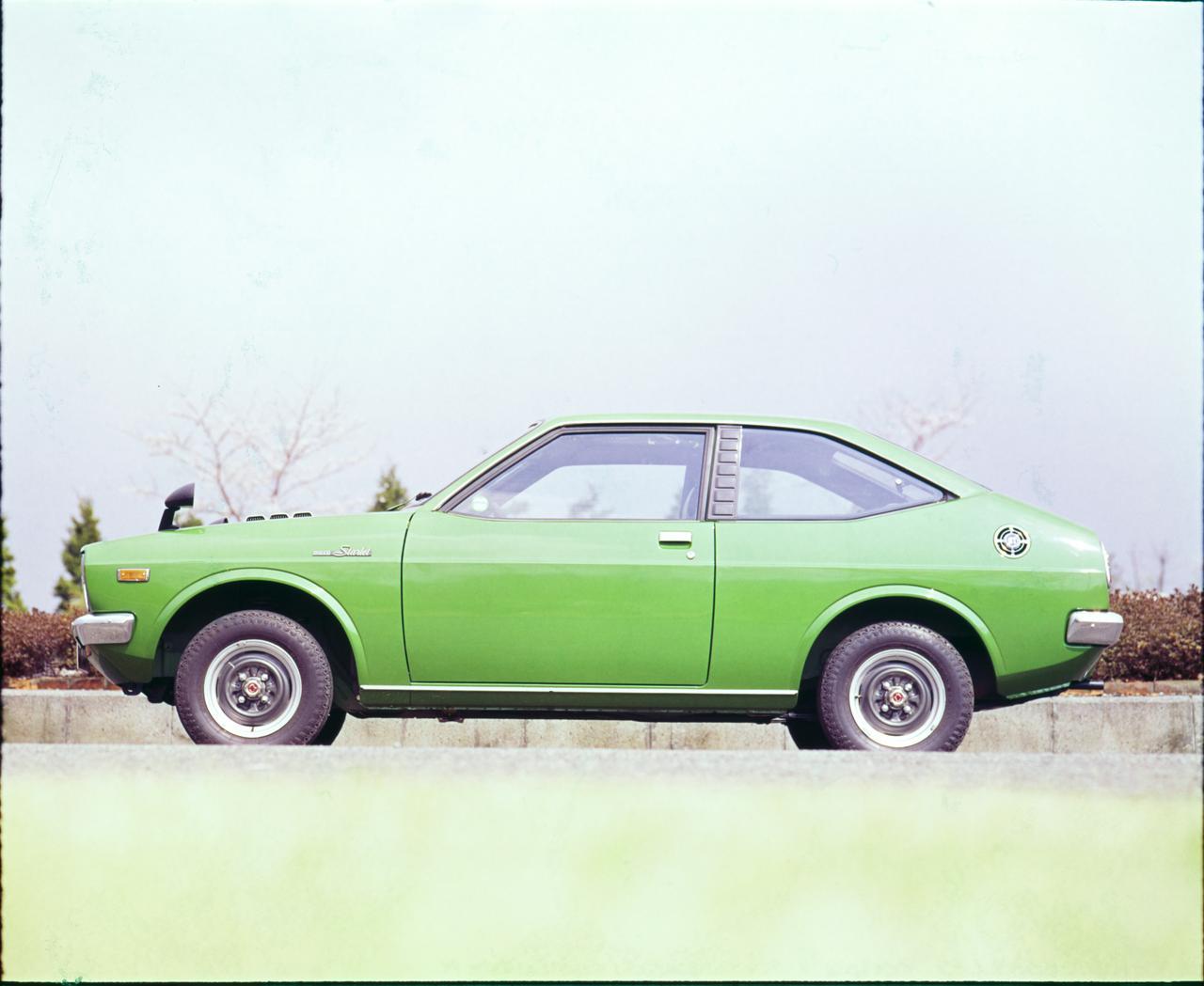 Images : 4番目の画像 - 「【今日は何の日?】初代パブリカスターレット発売「初代スターレットはクーペスタイルだった」46年前 1973年4月11日」のアルバム - Webモーターマガジン