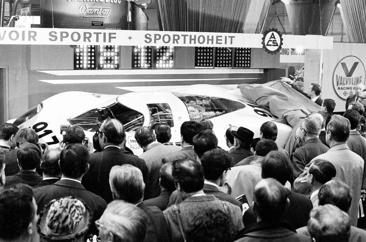 Images : 3番目の画像 - 「【ポルシェ917の記憶②】ル・マンを制覇するために生まれたマシンが「917」だった」のアルバム - Webモーターマガジン