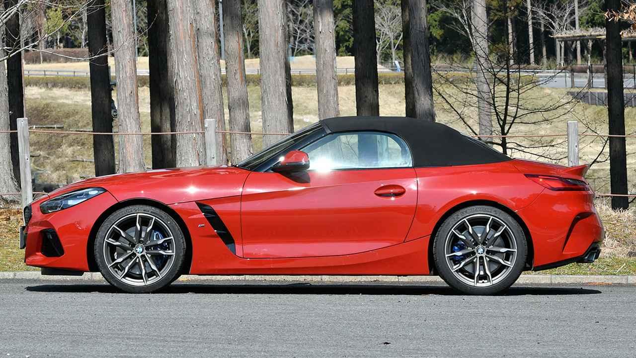 Images : 4番目の画像 - 新型BMW Z4の世界 - Webモーターマガジン