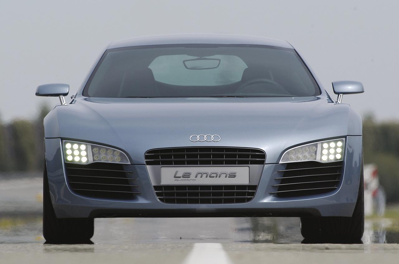 Images : 16番目の画像 - 「【アウディスポーツの衝撃③】2003年に登場したコンセプトカー「ル・マン クワトロ 」にはアウディの思いが詰まっていた」のアルバム - Webモーターマガジン
