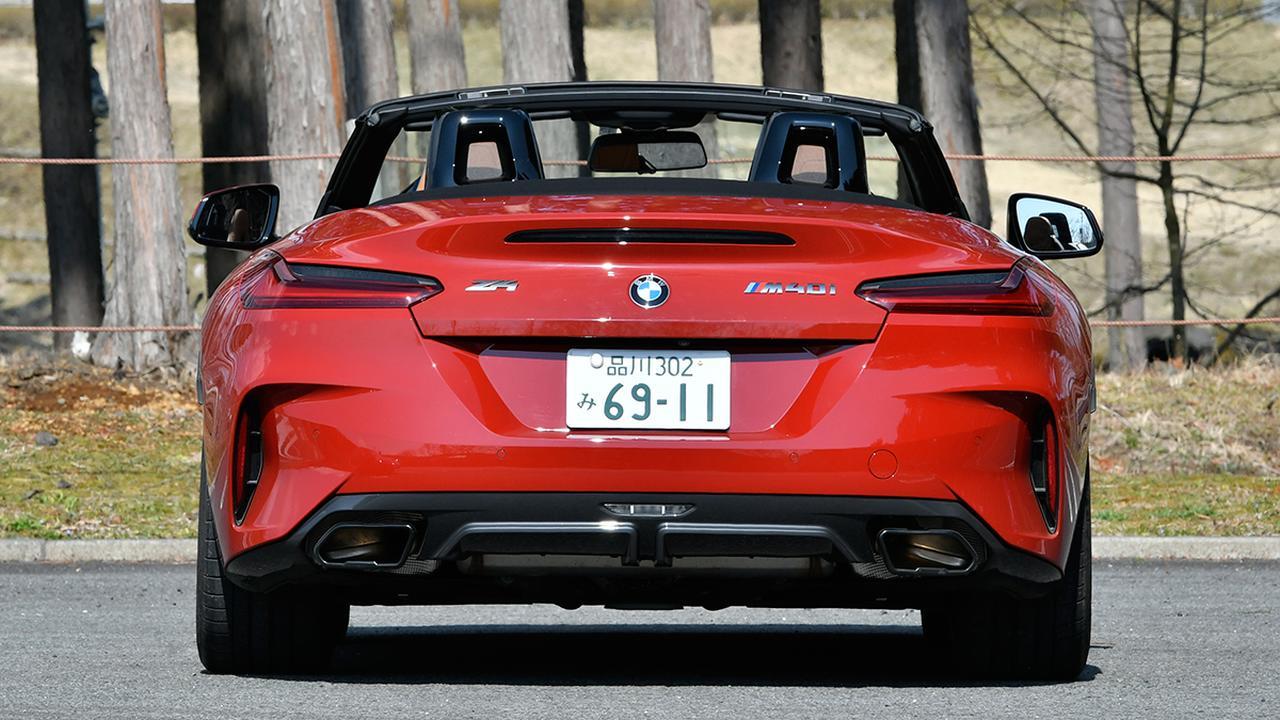 Images : 7番目の画像 - 新型BMW Z4の世界 - Webモーターマガジン
